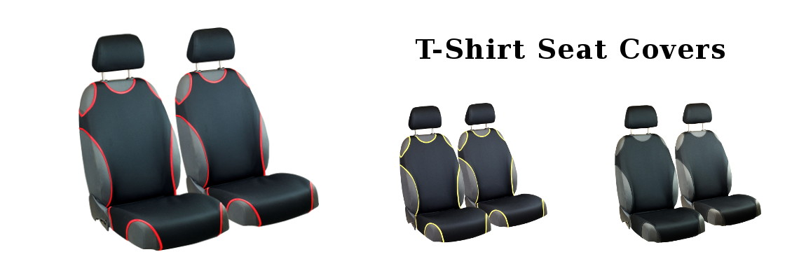 T-Shirt Seat Covers
